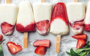 Συνταγές για σπιτικά παγωτά