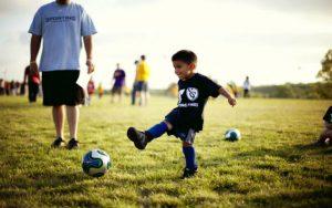 Τι να κάνουν οι γονείς όταν το παιδί τους προπονείται
