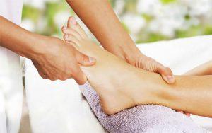 Διώξτε το άγχος πιέζοντας τα πόδια σας
