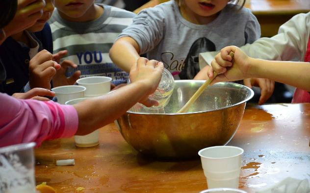 Παιδικό πρόγραμμα για την σωστή διατροφή